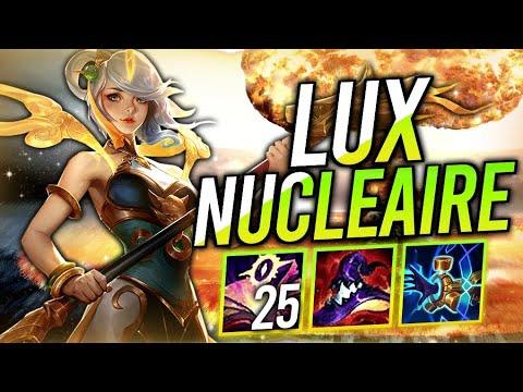 Download LUX NUCLEAIRE - CETTE FIN VA VOUS FAIRE PLEURER !