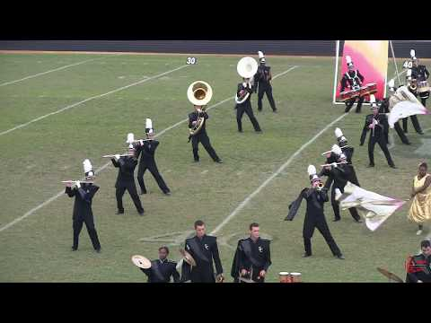 South Columbus High School Marching Band 10/7/2017