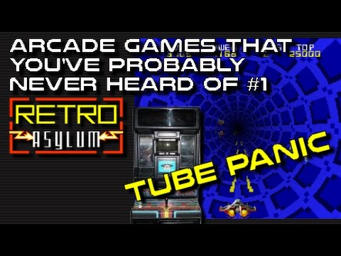 Arcade Games That You Ve Probably Never Heard Of 1 Tube
