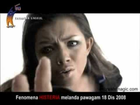 Histeria Music Video performed by Nadia AF