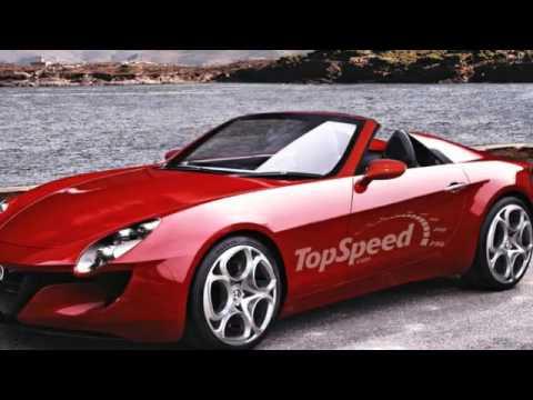 Alfa Romeo C To Guide Future Styling For Alfa Models