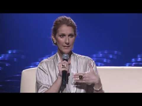 Celine Dion en conférence de presse à Montreal - 31 juillet 2016 - Partie 2