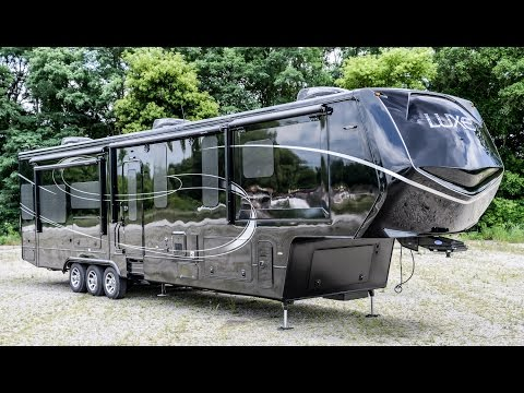 NEW 2017 LUXE LF-42MD | Luxury Fifth Wheels | Augusta RV