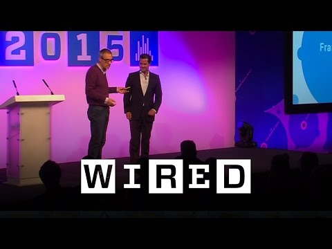 Jose Sokoloff & Frank Pearl: How to Demobilise Colombian Guerillas | WIRED 2015 | WIRED