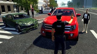 SYMULATOR POLICJANTA - Police Simulator: Patrol Duty
