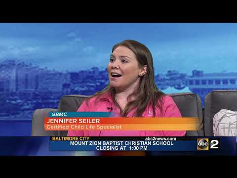 Child Life Specialist On Midday Maryland