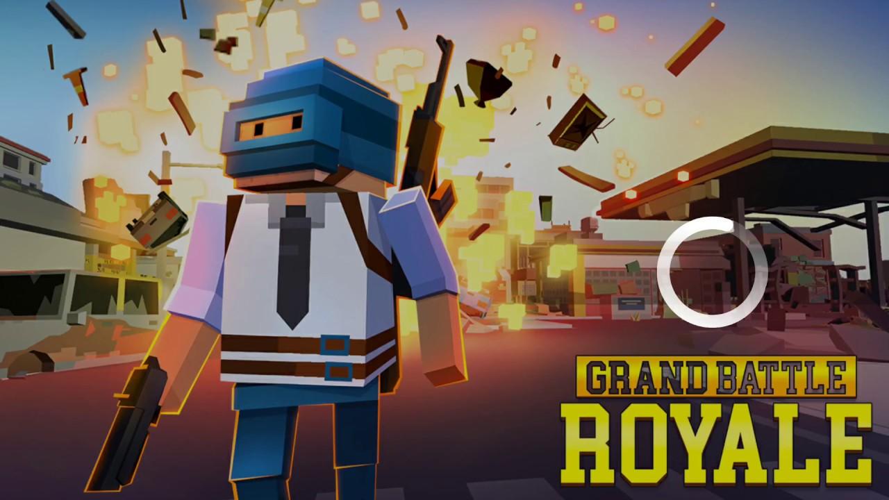 Resultado de imagem para Grand Battle Royale: Pixel War