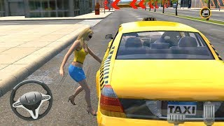Crazy Taxi Simulator - Modern Taxi Driver | Android Gameplay FHD