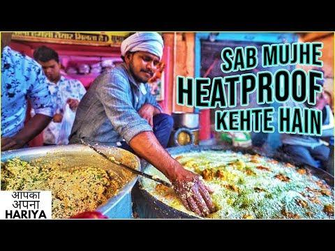 Jaipur : Street Food ke Heat Proof Bhaisaab | Kishan Pakori wale & more