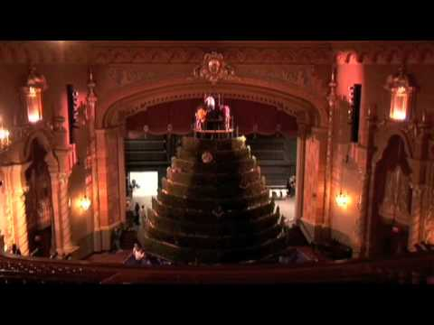 America's Tallest Singing Christmas Tree - America's Tallest Singing Christmas Tree - YouTube