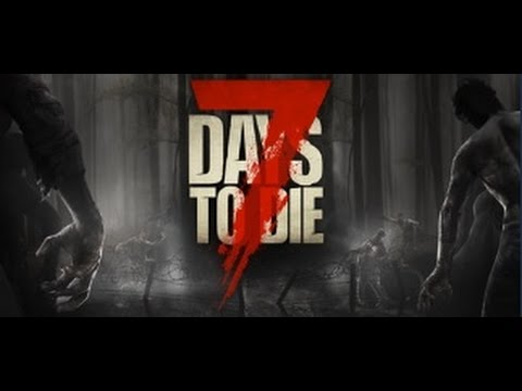 7 days to die let 39 s play episode 4 surprise landmines youtube. Black Bedroom Furniture Sets. Home Design Ideas
