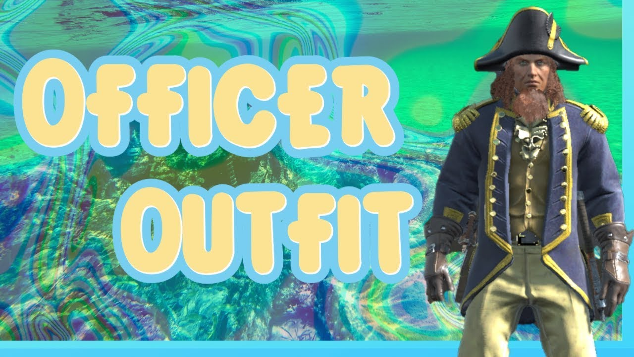 Atlas | How to Spawn the Officer Uniform Skin w/ Admin Commands