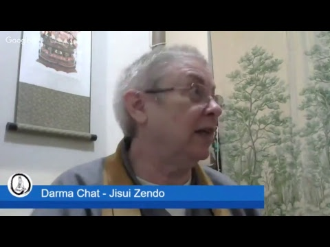 """Darma Chat - """"Zen por Quilo, Zen Paroquiano, Zen Shugyô"""" - 17-11-12 - Jisui Zendo"""