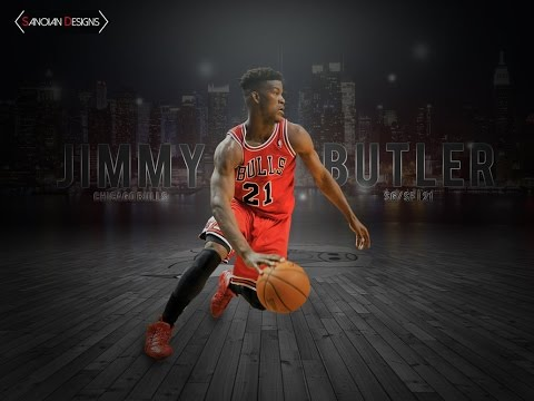 Jimmy Butler NBA Most Improved Player Award