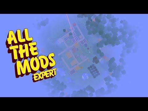 All The Mods Expert Mode - MOVING UP [E29] (Minecraft Expert Mod Pack)