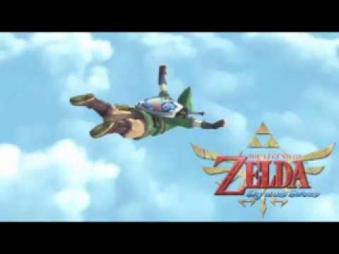 Analisis The Legend Of Zelda Skyward Sword