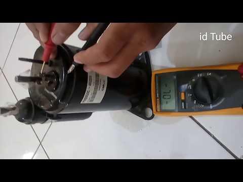 Cara menentukan CRS pada kompresor AC.