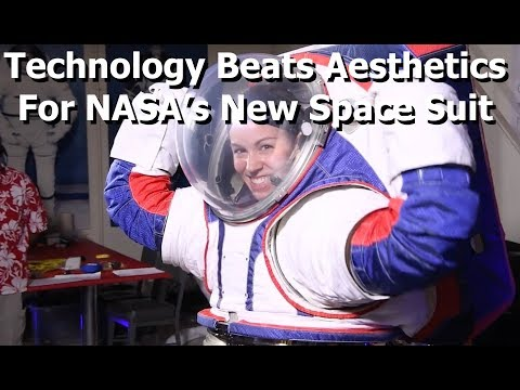 What Makes NASA's Artemis Space Suit The Best Space Suit Yet? - Scott Manley
