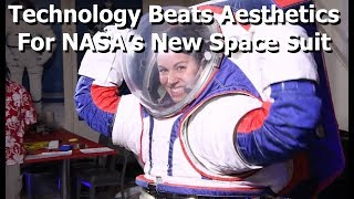 What Makes NASA's Artemis Space Suit The Best Space Suit Yet?