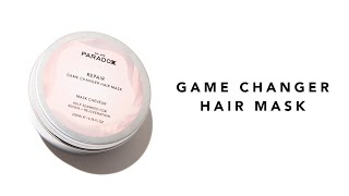 How To Use Game Changer Multi Task Hair Mask We Are Paradoxx Vegan Cruelty Free