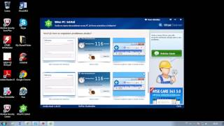 Como instalar e utilizar o Wise PC 1stAid
