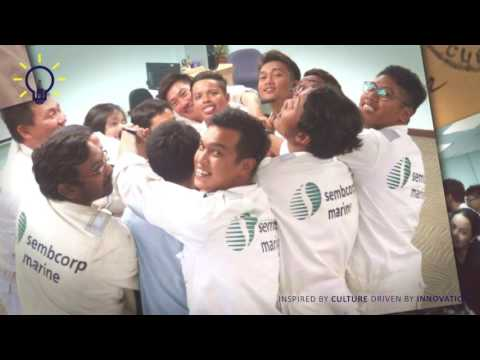 sembcorp marine [Productivity Journey 2016]
