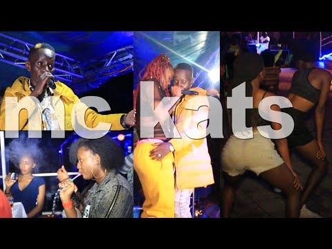 mc kats awards fans,artists and friends with cars, land tittles and cash at his king of the mic show