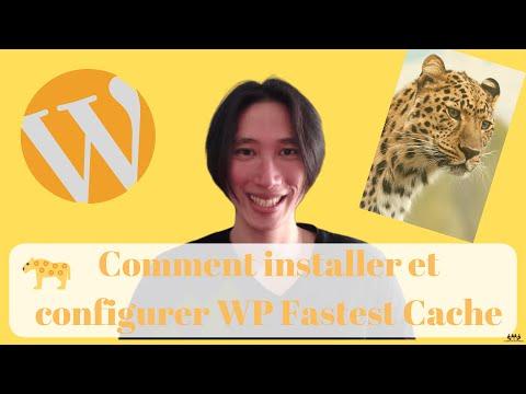Installer et configurer WP Fastest Cache sur votre site