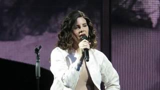 Lana Del Rey - 13 Beaches (Live @ Riverstage, Brisbane 29th March 2018)