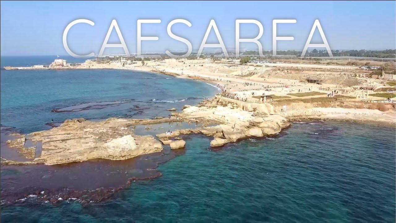 CAESAREA, Israel | Bir Acemi Yolcu