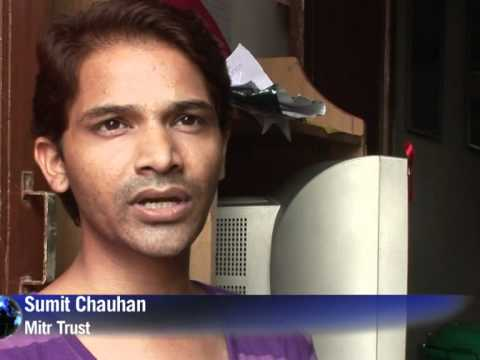 AIDS Stalks Gay And Transgender Indians