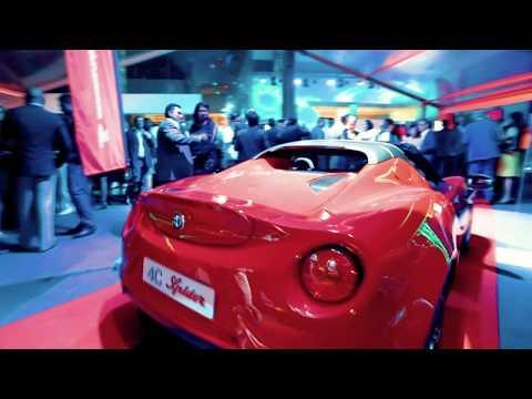 Alfa Romeo Giulia |ABC Motors| Launching|
