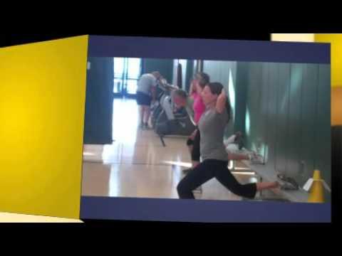 Menlo Park Boot Camp: Tabata Workout 7/20/11