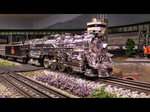 Lionel 115th Anniversary 2-8-4 Berkshire