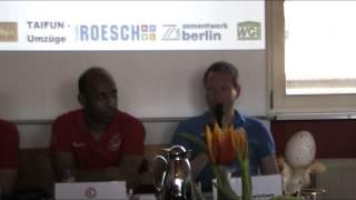PK SV Lichtenberg 47 vs. F.C. Hansa Rostock II