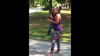 Repeat youtube video Juss Another Day IN The Hood (FIGHT!!)