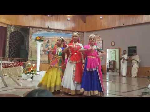 ISKCON AUCKLAND DANCE PREFORMANCE