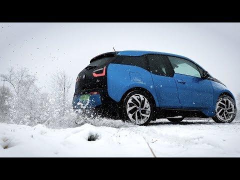 BMW i3 - Will it Drift?