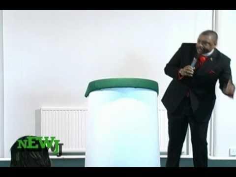 Bishop Melvin Brooks- WALKING IN FLOURISHING FAITH