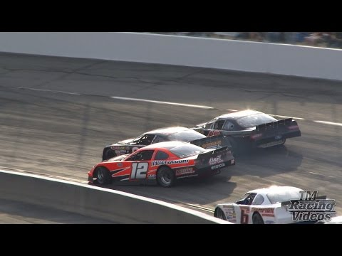 South Boston Speedway - 3/12/16 - Highlights