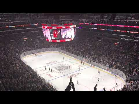 LA Kings Goal vs the Sabres