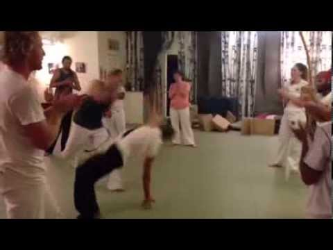 Capoeira Class - Wild Mountain - Nevada City