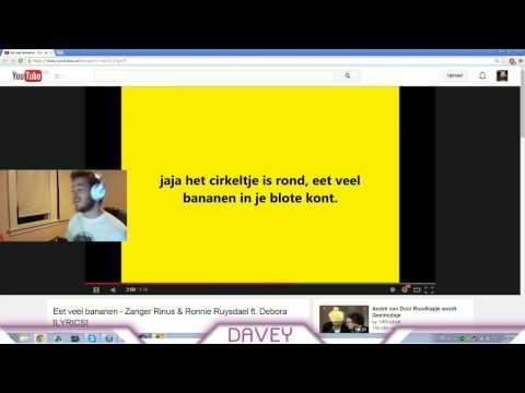 DAVEY Stream: Dutch Karaoke