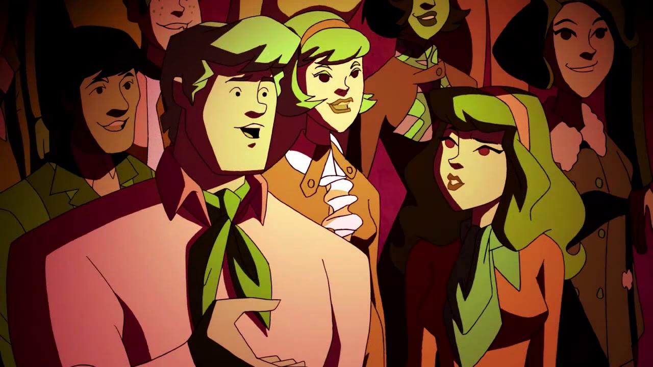 Scooby doo movies hex girls