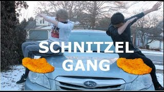 Schnitzel Gang (Music Video) (Gucci Gang Parody)