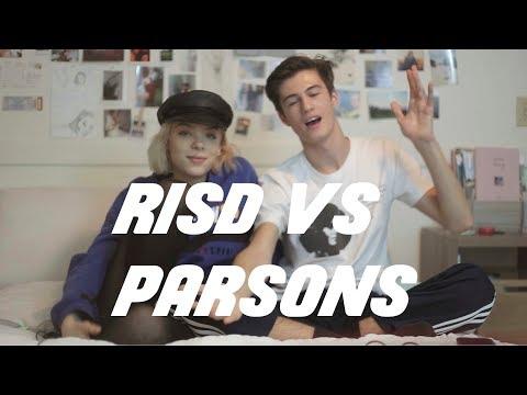 RISD VS. PARSONS pt.II