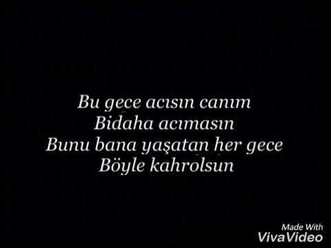 Buray Sahiden Lyrics şarkı Sözleri Youtube