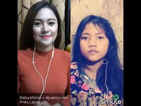 Baby Sima Kalah Goyang Dengan Anak SD Suara Tinggi Numpak Prau Layar Smule Medok