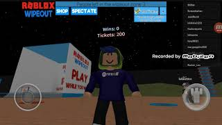 Roblox wipe out with cutepuppy453 (ep3 s1 p1 of 2)