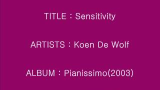 Sensitivity - Koen De Wolf_Instrumental